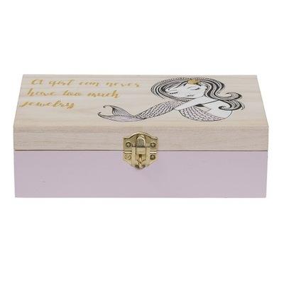 Pokladničky - Bloomingville Box pre šperky a poklady