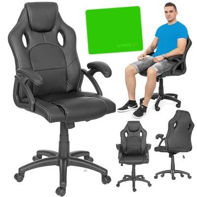 ОФИСНЫЙ Кресло Поворотный ИГРОВОЙ СТУЛ ИГРОКА XL