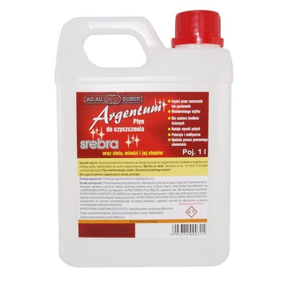 жидкость для очистки серебра - ARGENTUM 1 Л.