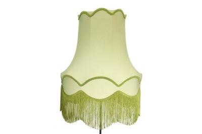 Абажур большой ??? ламп, стоящих и висящих. зеленый