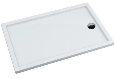 POLSKI brodzik akrylowy 100x70 cm niski ultra slim