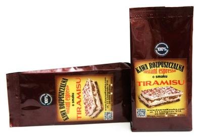 кофе растворимая ?? вкусом со вкусом тирамису