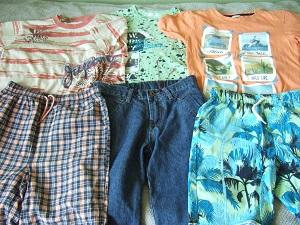 комплект одежды мальчишеских, лето , размер 146-152 см