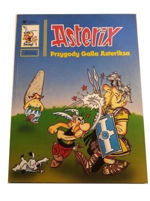 ASTERIX - PRZYGODY GALLA ASTERIKSA 90 r. I wydanie