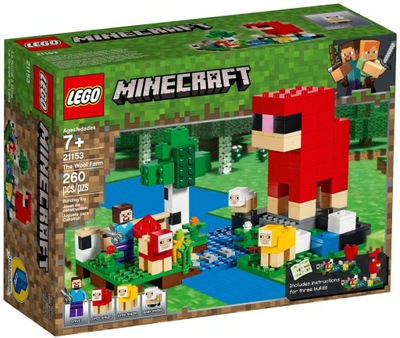 LEGO MINECRAFT ovce 21153