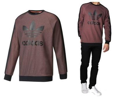 Bluza Adidas Originals White Mountaineering męska dresowa