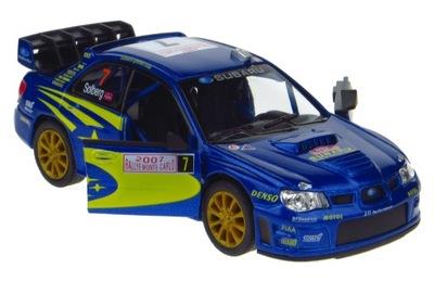 Subaru IMPREZA WRC 2007, МОДЕЛЬ металлический 1 :36 NEW!!!