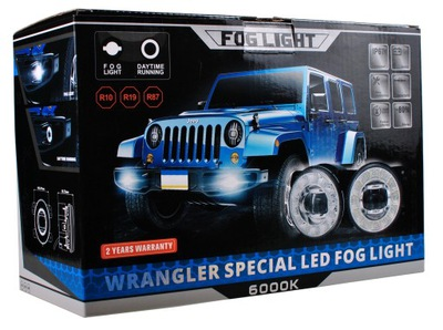 Галоген led+DRL дневные ходовые огни DODGE Journey