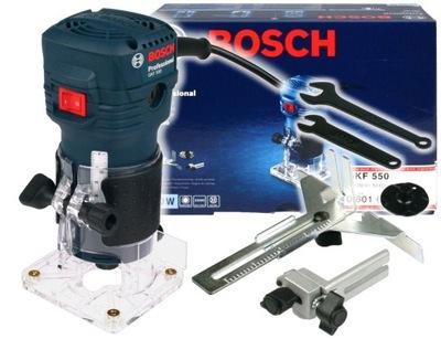 Фрезерный СТАНОК лапка 550W GKF 550 Bosch + навесное ОБОРУДОВАНИЕ