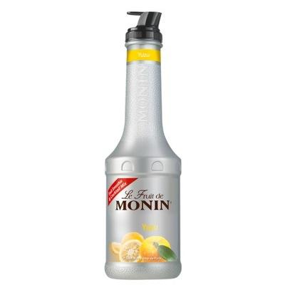 Пюре Monin Юзу - премиум Цитрусовых 1л
