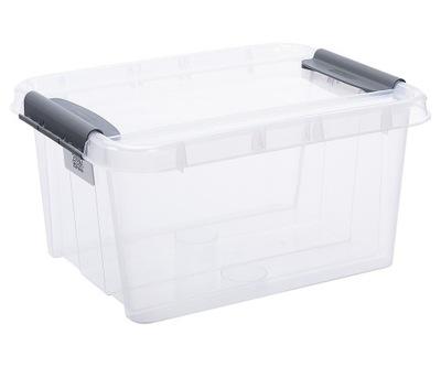 Plast Team, Емкость с крышкой 32 L PRO BOX