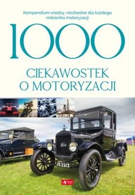 1000 ciekawostek o motoryzacji OPRAWA MK