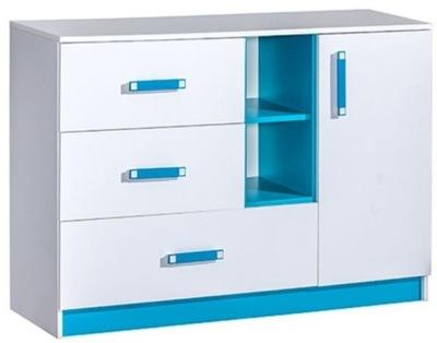 Мебель молодежные системные комод 130 TRAFIKO 7