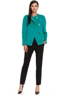 fb3de13543182 Simple płaszcz nowy z metką różowy S - 7684050852 - oficjalne ...