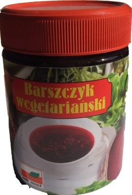 Борщ красный вегетарианский 140 г DROBDAR