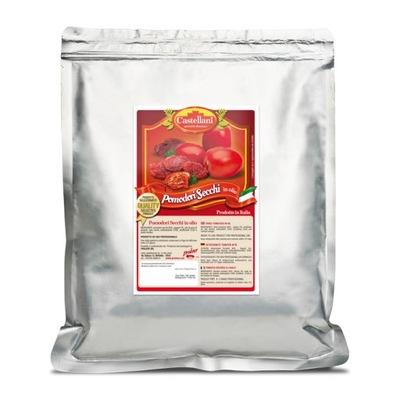 Помидоры сушеные в масле подсолнечника 1 ,3 кг Италия