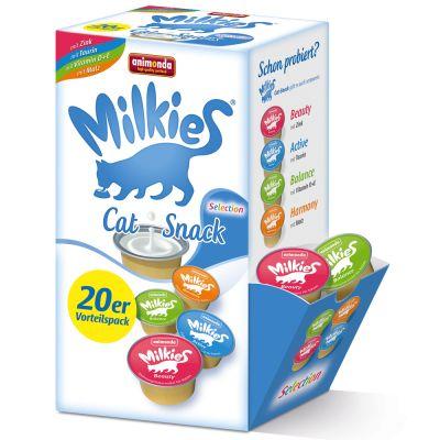 Animonda Milkies Selection 20x15g молоко для кота
