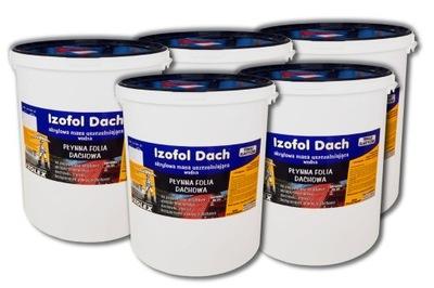 Izofol Dach - reštaurovanie, hydroizolácie, strechy 60m2