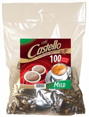 Castello MILD Senseo Pads 100шт