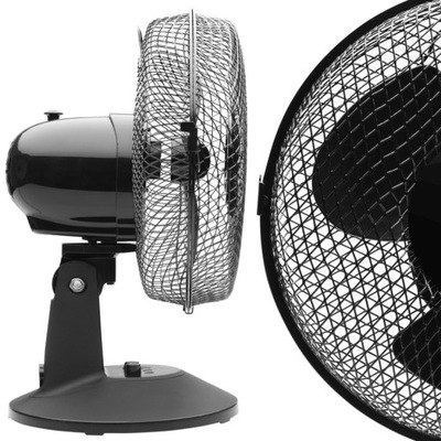 Stolný ventilátor SENCOR SFE 2311BK Mlyn