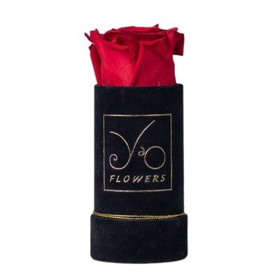 Červená VEČNÝ ROSE|chrome FLOWERBOX |PÔVODNÉ