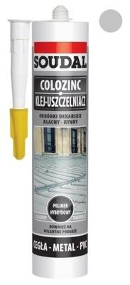 COLOZINC SOUDAL LEPIDLO, TMEL PRE METAL GREY