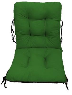 подушка стул садовое лежак 48x48x48 зеленый