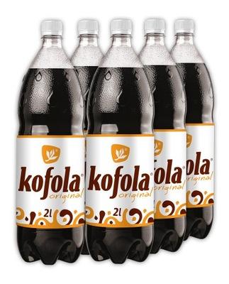 Kofola Original мега упаковка 8x2L. Оригинальный из Чехии