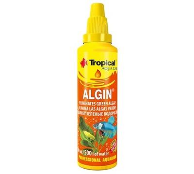 Tropical ALGIN 30 МЛ антиводоросль СРЕДСТВО НА ВОДОРОСЛИ