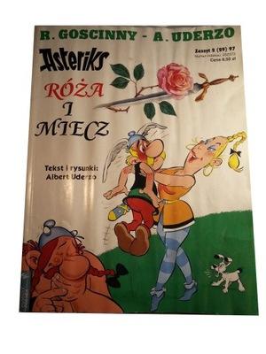 ASTERIX - RÓŻA I MIECZ 1997 r.- wyd. I