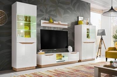 Мебель FAME белая стенка RTV ??? гостиную комнату
