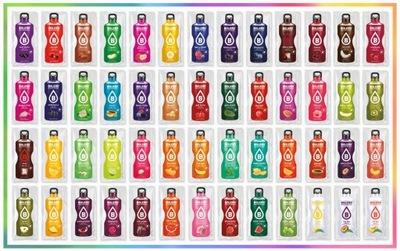 BOLERO DRINK MIX 50 smaków 50 x 9 g duży wybór
