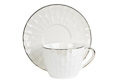 комплект 2 чашек с тарелок 250 мл Instagram фирма veroni