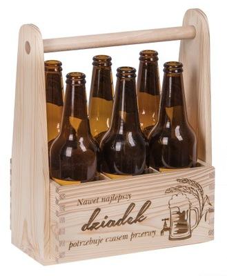 коробка пиво переноску День Бабушки Деда !!!
