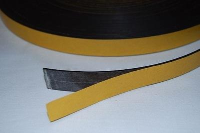 магнит ? клеем лента магнитная ПОЯС 20x2 - 10м.