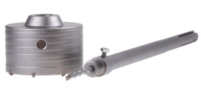 ČIPKY 100 mm do BETÓNU SDS-MAX, VŔTANIE ADAPTÉR 600