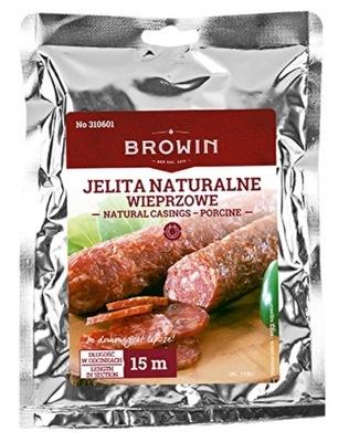кишечник / кишки свиные натуральные 30 10 кг колбасы 15m
