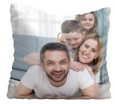 подушка с собственной фотографией,рисунком 50x50cm FUL