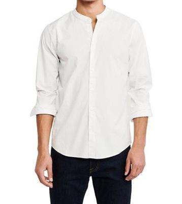 koszula męska biała HOLLISTER Abercrombie roz. M