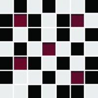 Мозаика Инсерто Верона 20х20 сорт И