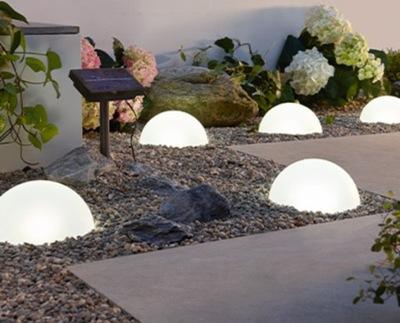 Casa Deco  огни солнечное LED комплект 5 штук RBG