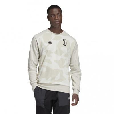 Bluza Adidas Juventus męska piłkarska z kapturem t