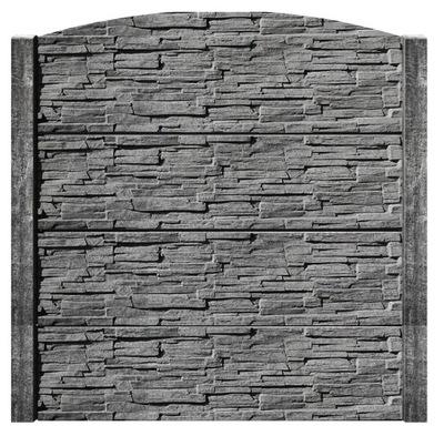 Забор бетонные 2 ,5м - разные разные - ?? производителя