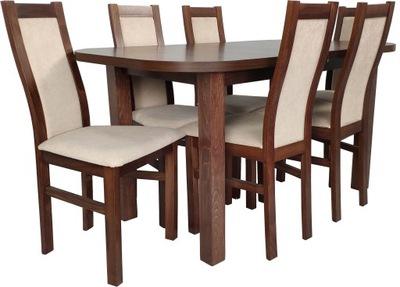 стол Овал 6 стульев Остин ??? столовой от руки