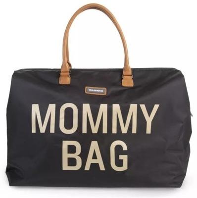 MOMMY BAG DUZA POJEMNA TORBA DLA MAMY GOLD NEW*