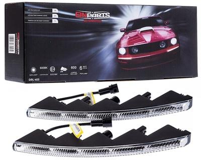 Фары дневного света LED светодиоды Osram VW PASSAT B6 B7