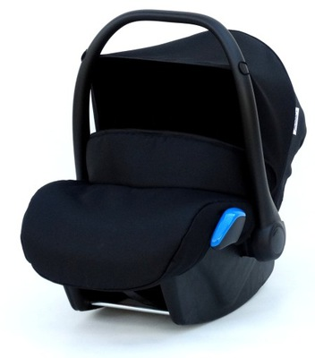 Autosedačky - JACKMAR autosedačky KITE-batoh-nosič 0-13kg!