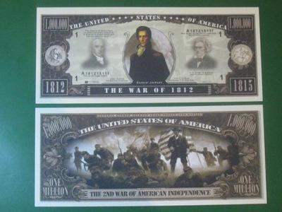 One Million ??? Война за Независимость 1812 - 1815