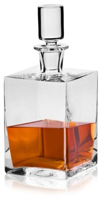 Námestie whisky decanter Krosna Karo (2) 750 ml