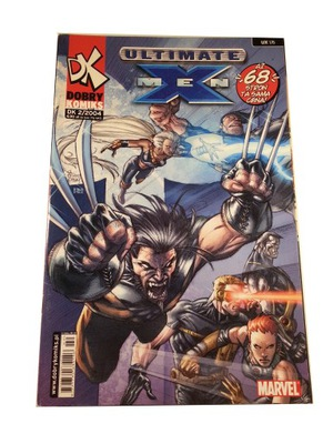 ULTIMATE X-MEN 2/2004